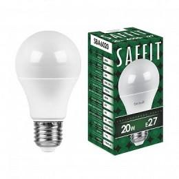 Лампа светодиодная, 20W 230V E27 4000K