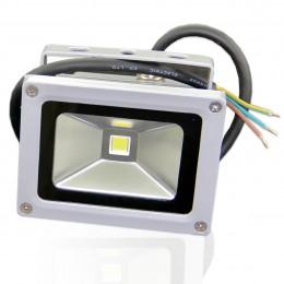 Прожектор светодиодный 10W 220V White