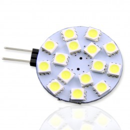 Светодиодная лампа G4 (2,3W, 12V, White)