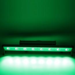 Линейный светодиодный прожектор Wash Wall DMX 240W 220V RGBW