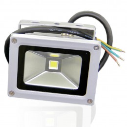Прожектор светодиодный 10W 12V White