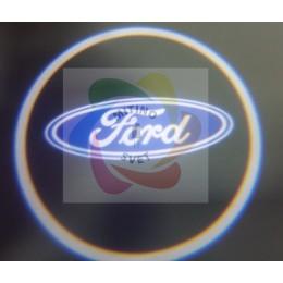 Проекция логотипа FORD