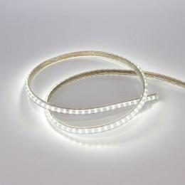 Светодиодная лента 220V 3014 120led white IP68