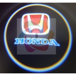 Проекция логотипа HONDA