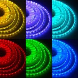 Светодиодная лента Standart PRO class, 5050, 60 led/m, RGB, 24V, P125, IP68
