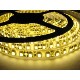 Лента 2835 120 Led IP65 Yellow (Высший класс)