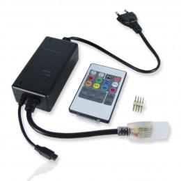 Контроллер RGB для ленты 220 V 220D (220V, 1000W)