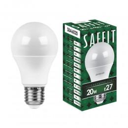 Лампа светодиодная, 20W 230V E27 6400K