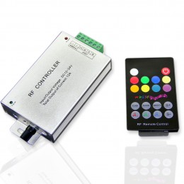 Аудиоконтроллер RGB IR20K (12-24V, 144-288W)