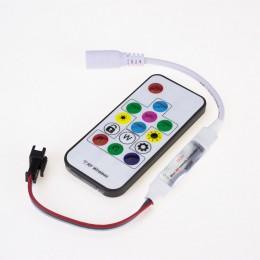 Контроллер мини SP103T S361 (5V, SPI, 2048pix, пульт RF)