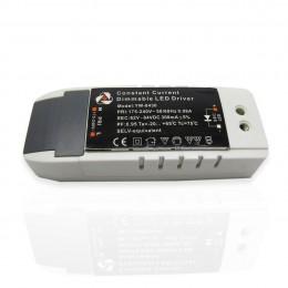 Светодиодный драйвер диммируемый YW-8430 (62-84V, 300mA)