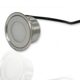 Светодиодный светильник точечный RST IP67 (0,5W, 12V) WarmWhite