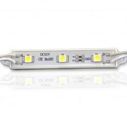 Светодиодный модуль 3SMD 5050 White