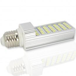 Светодиодная лампа E27 semi corn (28Led, 5W, 220V, Warm White)