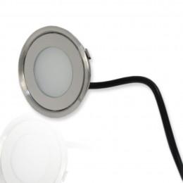 Светодиодный светильник точечный RST IP67 (0,5W, 12V). WarmWhite