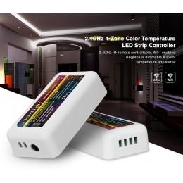 Диммер Mi-Light FUT035 P822 (CCT+Brightness, 12-24V, 144-288W)
