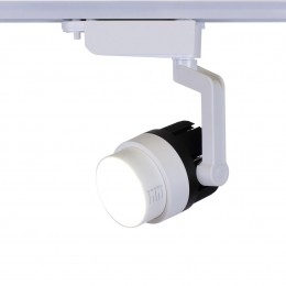 Светодиодный светильник трековый JH-GD002 2L PX63 (20W, 220V, 15-60deg, warm white)