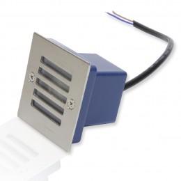 Светодиодный светильник BL 70x70 3W 220V IP68 WarmWhite (UC136)