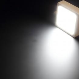 Светодиодный светильник MBD-101 MB122 (8W, square, white)